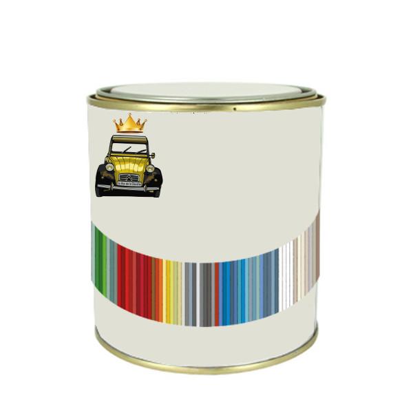 Peinture En Pot De 1kg Ac 309 Beige Antillais Année 63 Le Roi De