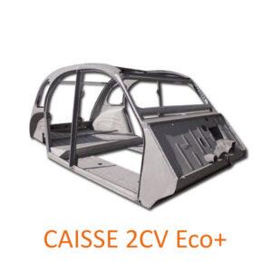 Caisse 2cv éco+ échange standard
