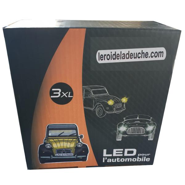 Kit lampes LED 2cv 6 et Dyane