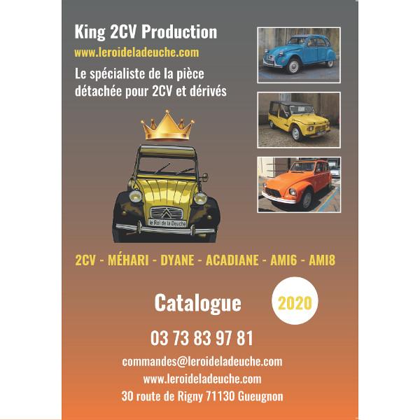 Catalogue papier Le Roi de la Deuche